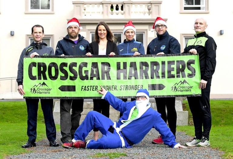 Crossgar club gets set for a blue Christmas