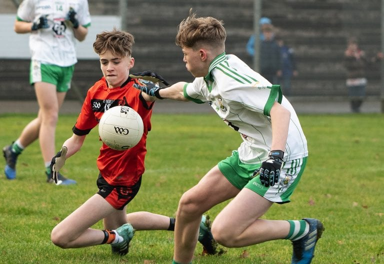 Burren just miss out on a place in the Paul McGirr U-16 Club Champions final
