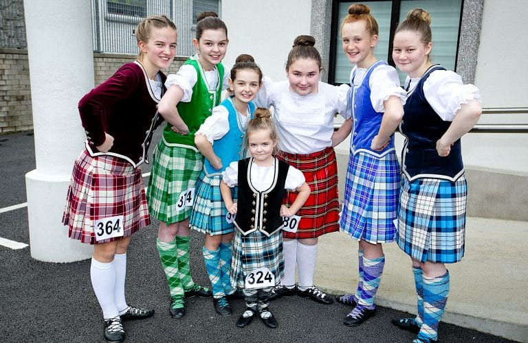 Successful Highland Dance competition held in Kilkeel