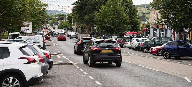 Parking restrictions for town imminent?