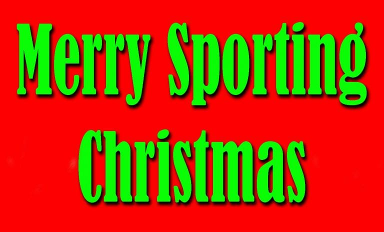 Our annual listing of all the sporting events over the festive period