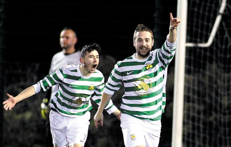 Celtic Bhoys will start favourites in Boxing Day's Bobby Dalzell Cup final at Drumaness