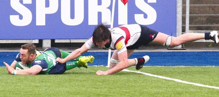 Results fall perfectly for Hinch as they beat Old Wesley in Donnybrook