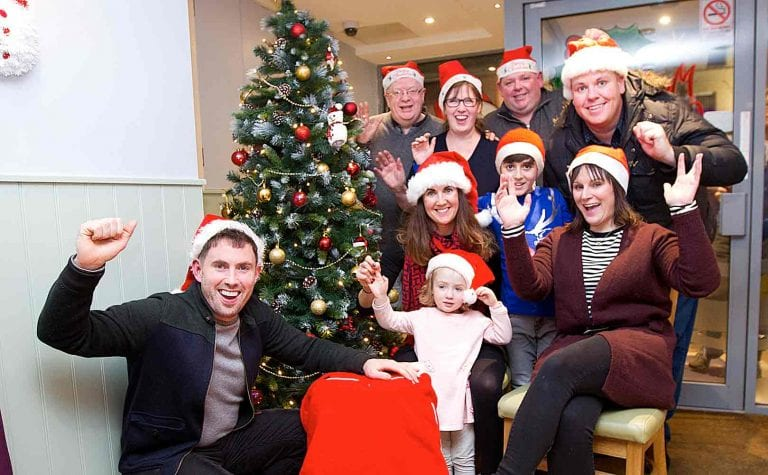 Countdown now on to annual community Christmas Day dinner