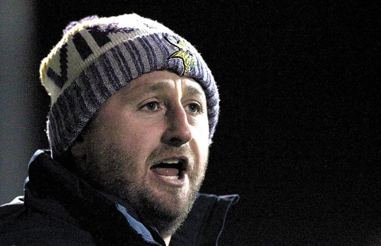 Ballynahinch Olympic boss is hoping for Border Cup success for the club he loves