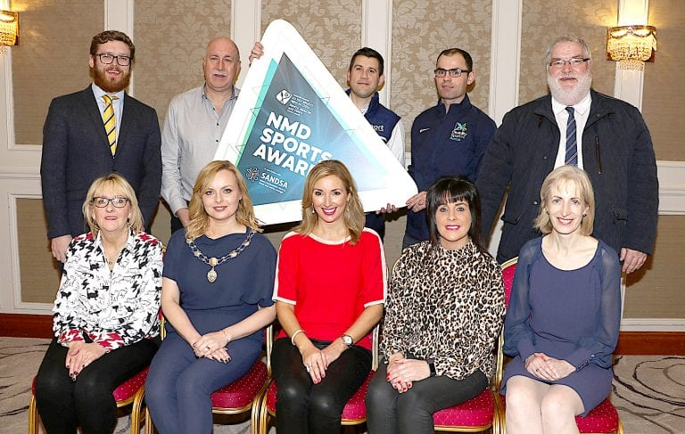 The inaugural Newry, Mourne and Down sports award are launched.