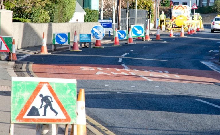Call for fresh thinking on traffic lights to cut tailbacks