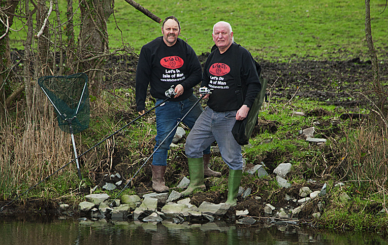 Charity for army veterans setting up fishing retreat
