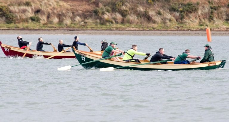 Dundrum hosts annual Ice Breaker Regatta