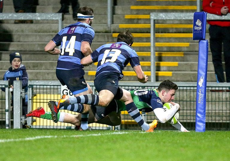 Ballynahinch just fail to make it three-in-a-row in Junior Cup final at the Kingspan.