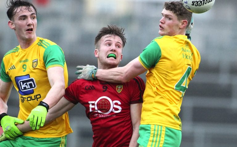 Donegal too strong for Down as they win by double scores in the McKenna Cup.
