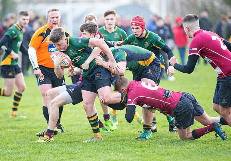 Down High's big Schools' Cup win in Carrick sets up trip to Omagh