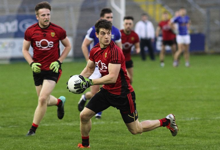 Narrow one point defeat for Down in Paddy Tally's first game in the McKenna Cup.