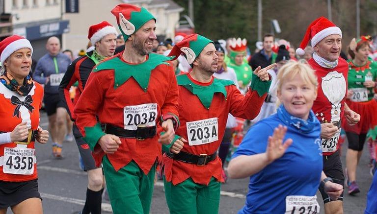 Christmas Cracker pairs race in Castlewellan goes ahead