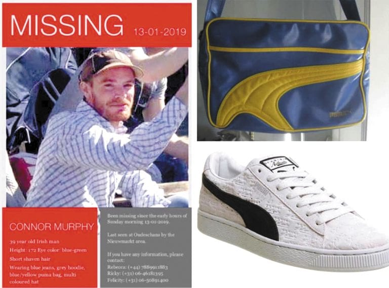 Fundraiser to help search for missing man