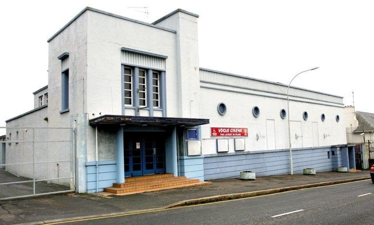 Reprieve for old cinema?