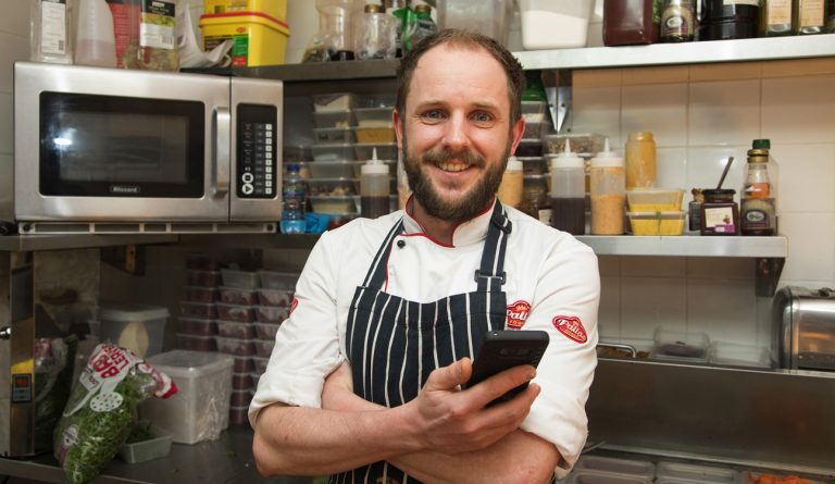 Local chef becomes millionaire overnight