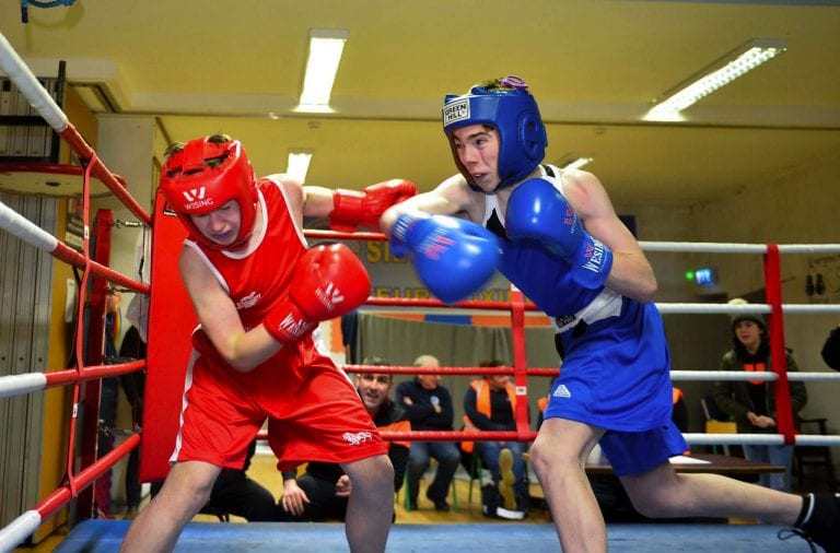 Bryansford Amateur Boxing Club members win three titles in a week