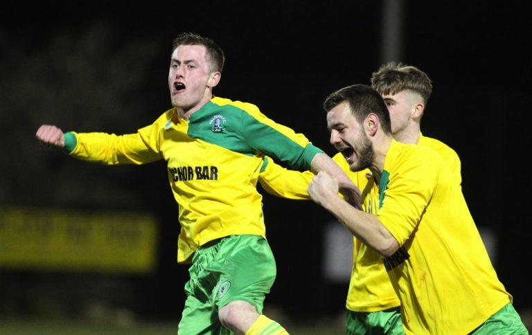 Killough end Celtic Bhoys' reach Newcastle League's Harry Clarke Cup final