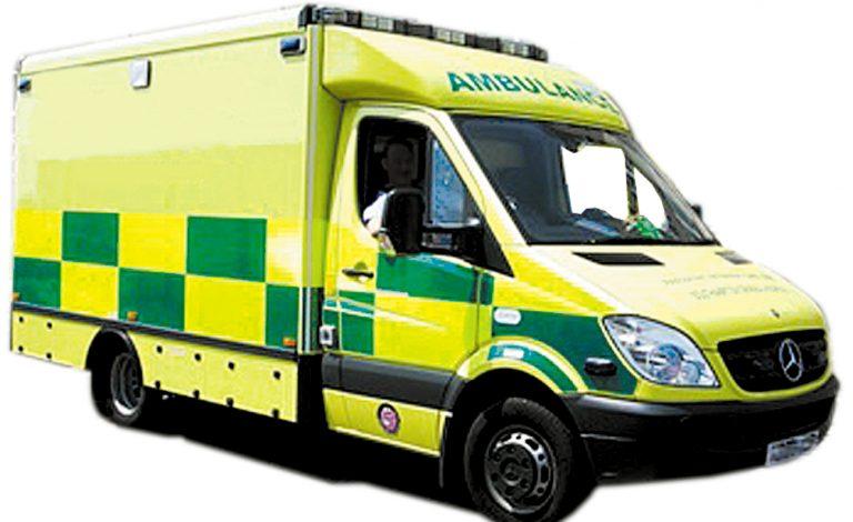 Ambulance response times 'shocking'
