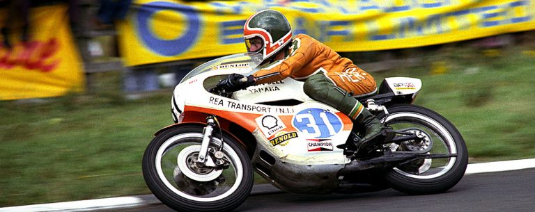 Documentary marks 40th anniversary of tragic death of motorcycle star Tom Herron
