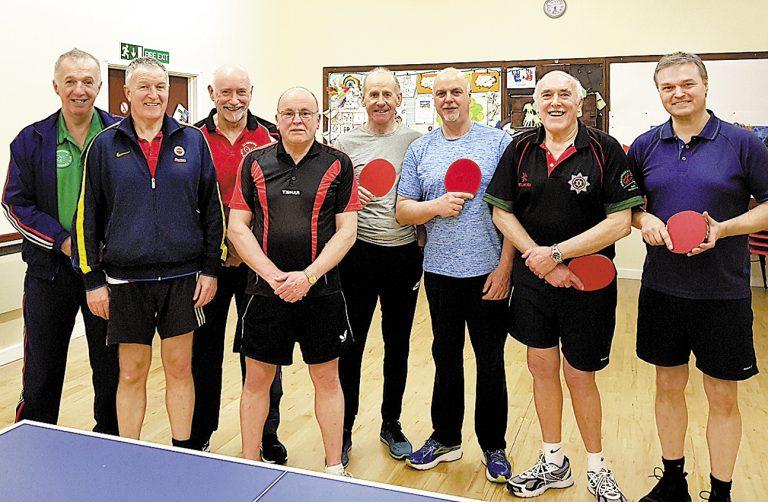 Bright retain East Down Churches League title