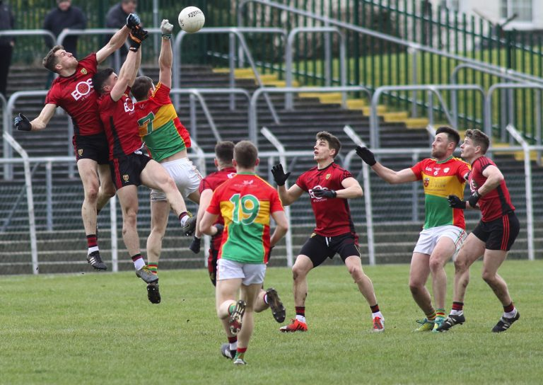 Down secure another close victory in Allianz National Football League