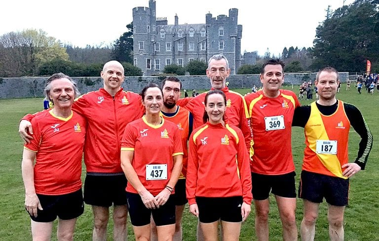 Hill and Dale 2019 series kicks off in Castlewellan Forest Park
