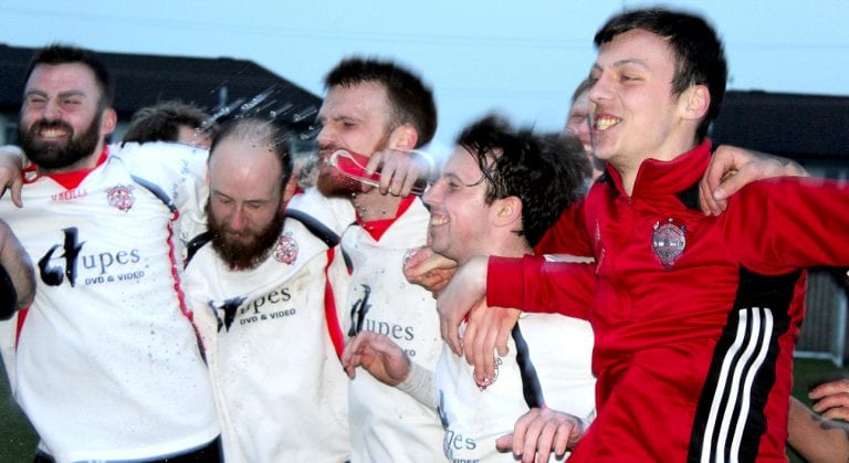 Killyleagh secures promotion to the top of Amateur League