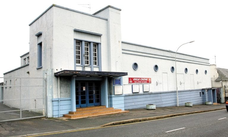 Cinema building sale go-ahead