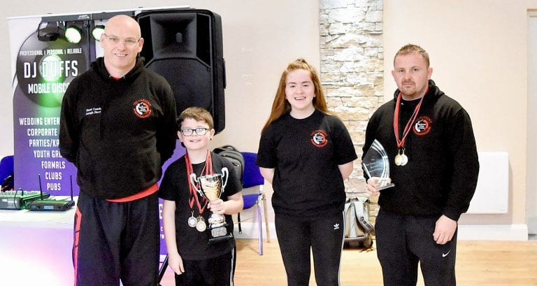 Bryansford plays hosts to British Savate Junior Championships and NI Open