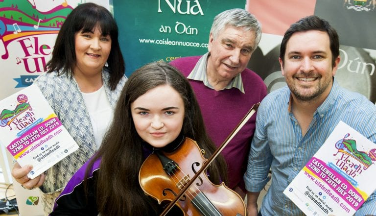 Ulster Fleadh officially launched