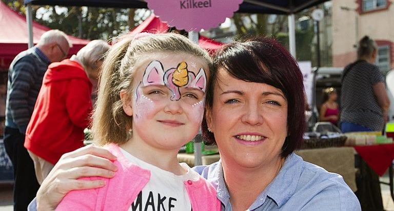 Sun smiles as families enjoy Easter fun in Kilkeel