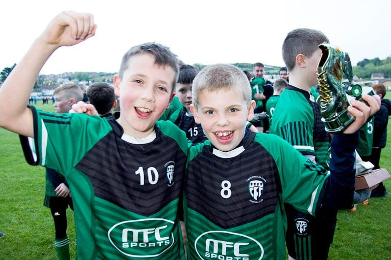 Success for Castlewellan, Drumaness, Kilmore and Coney Island in DYFL finals
