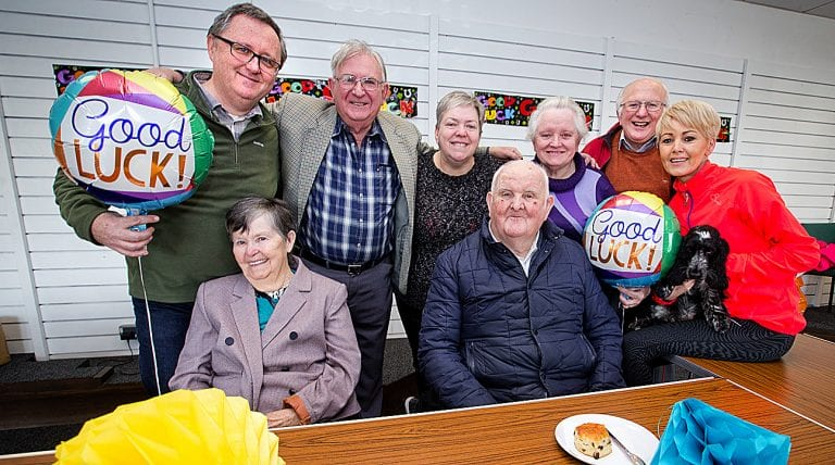 Happiness café opens in Kilkeel