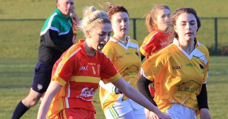 Mourners wear GAA jerseys for funeral of popular Siobhan
