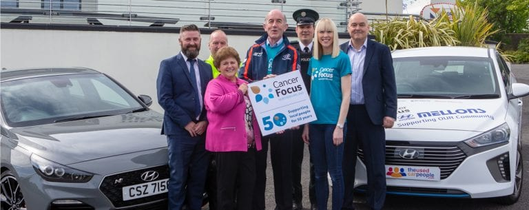 Cancer charity to benefit from fundraising tour across County Down