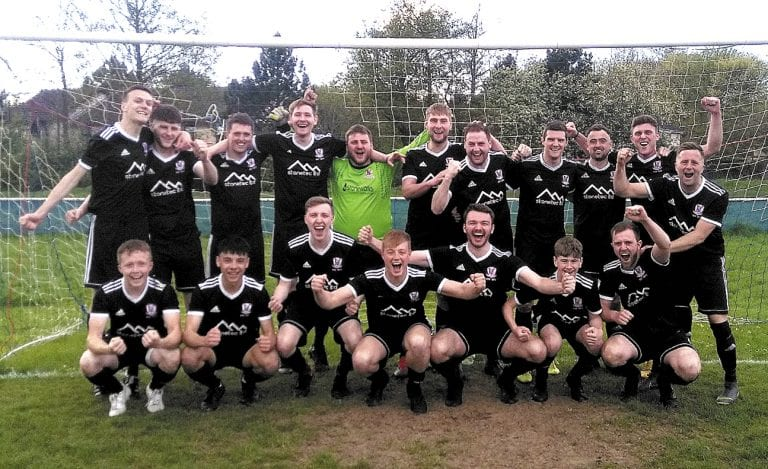 Valley Rangers Reserves take Mid Ulster Football League Reserve Championship title
