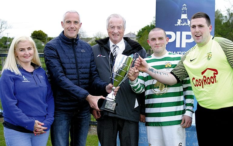Celtic Bhoys win the Newcastle's League new competition, the Phoenix Super Cup
