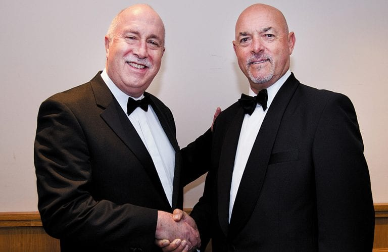 Tollymore club celebrates 30th anniversary with Liverpool legend Bruce Grobbelaar.