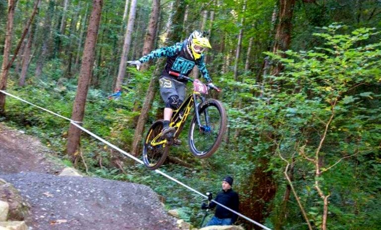 Mountain bikers' appeal for meeting with council