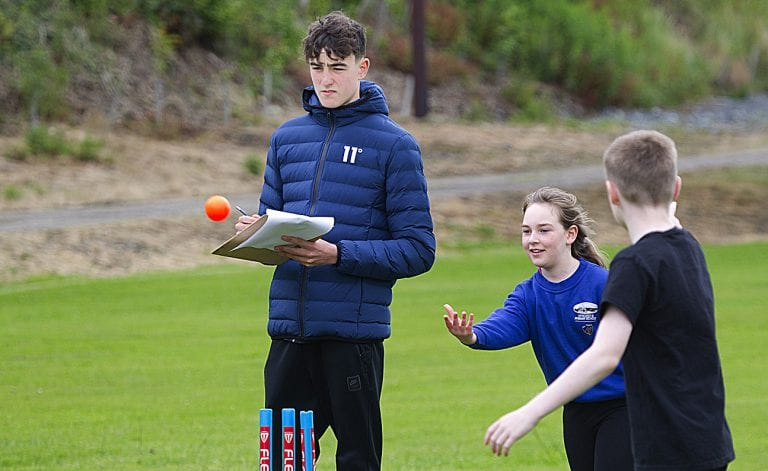 Dundrum Cricket Club Primary Schools' finals day