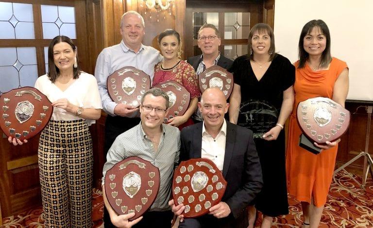 Runners honoured at MAC awards night