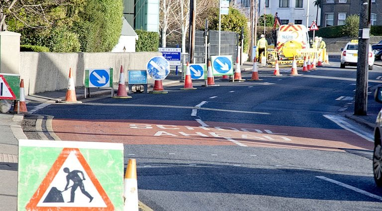 Roadworks could be 'disaster' for town's summer festivities