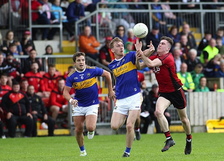 Down through first round of Qualifiers and now face Mayo