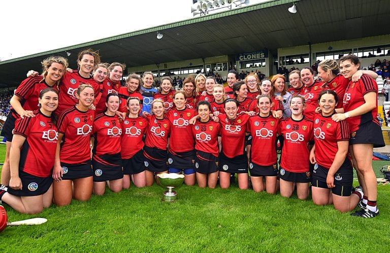 Delighted Down retain Ulster camogie title