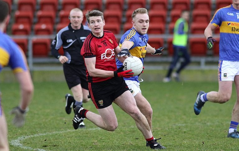 Down determined to deliver against Tipp