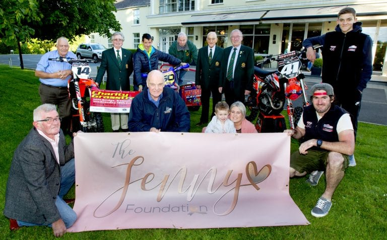 Poor weather causes cancellation of charitable Ballynahinch event