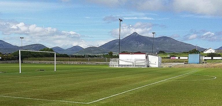 Ballyvea Football Club ready to open their new pitch