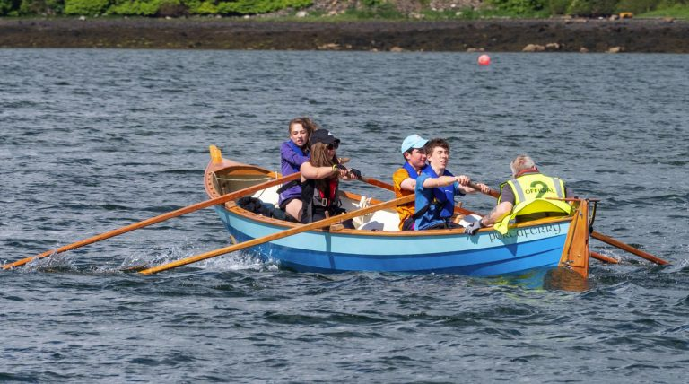 Skiffs bring more glory to County Down